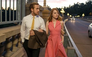"Ryan Gosling and Emma Stone in ""La La Land.""   (photo: )"