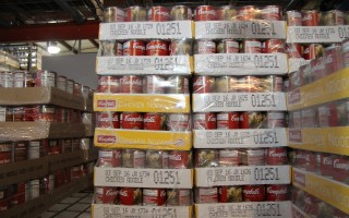 Soup is good food – and donating unopened cans of soup to Pantry Partners at the end of your vacation helps a good cause. FILE PHOTO  (photo: Alan Pollock)