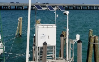 The station in Chatham will also include instruments to measure weather conditions, like these shown at a station in Virginia Key, Fla. NOAA PHOTO  (photo: COURTESY NOAA)