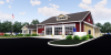 The schematic rendering provided by Kaestle Boos, Associates, Inc., the architects for the East Harwich Fire Station project.  (photo: Courtesy Kaestle Boos Associates, Inc.)