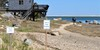 The shore path from the town's Tonset Landing is enticing, but property owners ask that the public follow their rules when using it and remember that passage is a privilege, not a public right.  ED MARONEY PHOTO  (photo: Ed Maroney)
