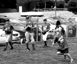 Chatham A's baseball camp, summer 2004.FILE PHOTO  (photo: )