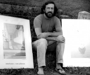 Chatham photographer Tom Johnson. 1985. FILE PHOTO  (photo: )