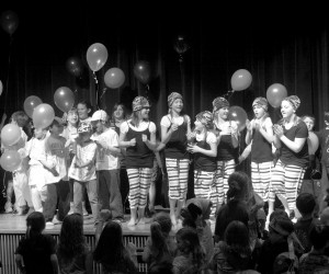 Chatham Elementary School students entertained family and friends in the school's annual talent show at Chatham High School. 2009. FILE PHOTO  (photo: )