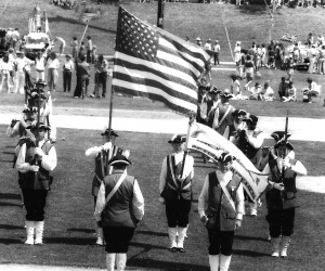 Post parade festivities at Veteran's Field in Chatham. 1980s. FILE PHOTO  (photo: )