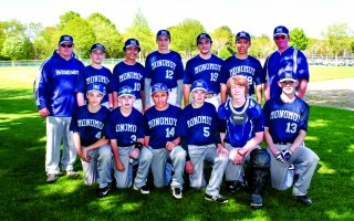 Monomoy freshman baseball team.  (photo: Kat Szmit)