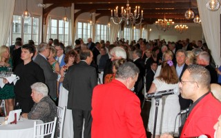 More than 350 people attended this year's Family Pantry gala.  DEBRA DeCOSTA PHOTO  (photo: Debra DeCosta)