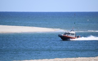 "Caution is the watchword for boaters in Chatham and Harwich this summer. The Coast Guard is keeping a close eye on the main entrance channel to Chatham Harbor. Shoals on the board are ""concerning,"" said Senior Chief Corbin Ross. FILE PHOTO  (photo: )"