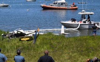 Inadequate maintenance was determined to be responsible for the crashed of a helicopter in Crow's Pond in June 2016. FILE PHOTO  (photo: )