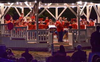 The Chatham Band opens its 84th season Friday. KAT SZMIT PHOTO  (photo: Kat Szmit)