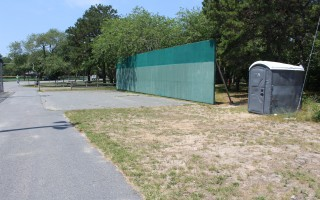 Brooks Park phase three improvements will remove some of the eyesores while adding a number of new recreational amenities. WILLIAM F. GALVIN PHOTO  (photo: William F. Galvin)