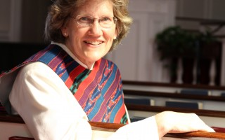 The Rev. Susan Cartmell starts work at Pilgrim Congregational Church next week. ALAN POLLOCK PHOTO  (photo: )