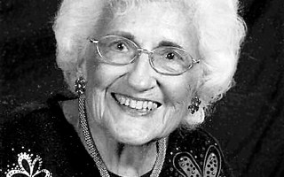 Louise Virginia Petrasko, 93.    (photo: Courtesy photo)