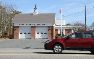 Funding for a new East Harwich fire station building is in the upcoming year's capital plan. The existing station was built in 1976 and has become outdated.. FILE PHOTO  (photo: Alan Pollock)