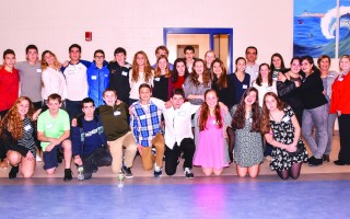 Students from Monomoy Regional High School enjoyed two weeks with exchange students from Vigo, Spain, during which the group learned about cultural differences and similarities, improved their language skills, and formed lasting friendships.  (photo: )