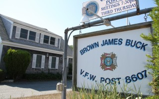 The Brown-James-Buck VFW Post. FILE PHOTO  (photo: Alan Pollock)