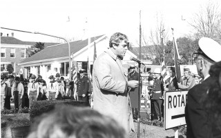 Selectman Thomas R. Pennypacker, 1982. FILE PHOTO  (photo: )
