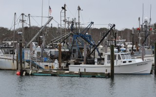 Saquatucket Harbor.  FILE PHOTO  (photo: William F. Galvin)