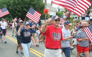 Chatham's Independence Day parade. FILE PHOTO  (photo: )