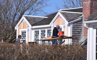 Building activity remained strong in Chatham last year. While the number of building permits issued was up, overall values where down, mostly due to fewer new home permits, according to year-end figures released by the town. TIM WOOD PHOTO  (photo: )
