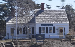 The Chatham Chamber of Commerce's headquarters at the Captain Bassett House in South Chatham. The chamber is requesting a $13,000 increase in town funding next year to cover salary increases for visitor booth staff and a $7,000 branding and marketing campaign. TIM WOOD PHOTO  (photo: )