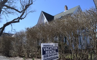 Selectmen referred a proposed bylaw require registration of all rental properties in town to town boards for further review. TIM WOOD PHOTO  (photo: )