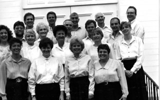 Outer Cape Camerata. 1991. FILE PHOTO  (photo: )