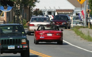 Traffic in West Chatham.  FILE PHOTO  (photo: Alan Pollock)