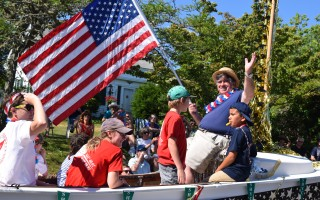 A festive Fourth was had by all in Chatham. TIM WOOD PHOTO  (photo: )