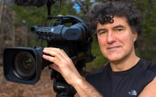 Filmmaker Robbie Leppzer. COURTESY PHOTO  (photo: )