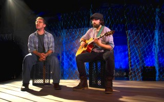 "Tom Andrew and Paddo Devine in Cape Rep's ""Boundless."" LISA RENKEL PHOTO  (photo: )"