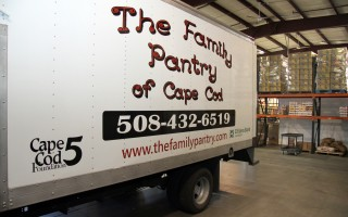 Helping Neighbors donations will see the Family Pantry through the winter. FILE PHOTO  (photo: )