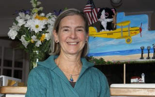Deborah S. Willsea is seeking to create the Cape Cod Toy Library in Harwich Port. To use play as a child development tool for kids across the Cape. WILLIAM F. GALVIN PHOTOS  (photo: )