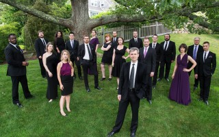 The Skylark Vocal Ensemble of Greater Boston will perform in Chatham Feb. 1. SASHA GREENHALGH PHOTO  (photo: )