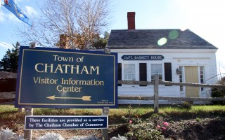 The Chatham Chamber of Commerce at the Capt. Bassett House in South Chatham.  FILE PHOTO  (photo: Alan Pollock)