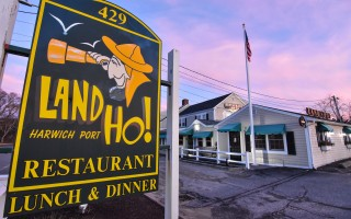 After nearly a decade, the Land Ho! in Harwich Port will close its doors after a final celebration on Feb. 18 before transitioning to the new Lanyard Bar and Grill, owned by Ben Porter.  KAT SZMIT PHOTO  (photo: Kat Szmit)