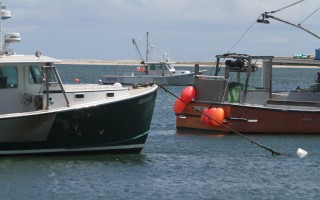 Commercial fishing boats.  FILE PHOTO  (photo: Alan Pollock)