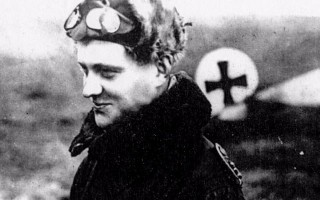 "Manfred Albrecht Freiherr von Richthofen, Germany's ""Red Baron."" COURTESY PHOTO  (photo: )"