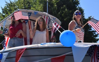 "This year's parade theme, ""Hooked on Chatham,"" reflects the town's marine heritage as well as its reputation as a popular summer vacation spot. FILE PHOTO  (photo: )"