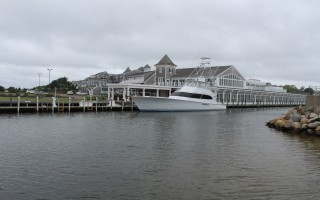 The Wychmere Harbor Club sits on the edge of the Wychmere Harbor channel in Harwich Port. WILLIAM F. GALVIN PHOTO  (photo: William F. Galvin)