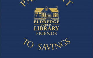 Eldredge Library Passport To Savings.  (photo: )