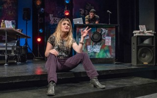 "Shanel Sparr in ""Raging Skillet"" at WHAT.  MICHAEL AND SUZ KARCHMER PHOTO  (photo: MICHAEL AND SUZ KARCHMER)"