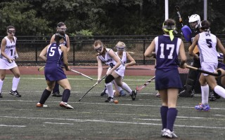 Monomoy's Holly Evans (18) keeps her focus on the ball just before netting a goal for the Sharks against Sturgis East on Sept. 10, a 5-0 win for Monomoy. Kat Szmit Photo  (photo: )