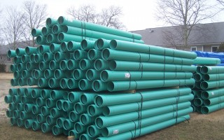 Sewer pipes. FILE PHOTO  (photo: )
