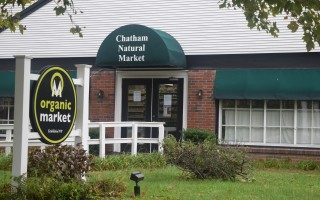The Organic Market in Chatham will close its doors Nov. 3 after more than 30 years in town. TIM WOOD PHOTO  (photo: )