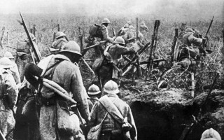 The Battle of Verdun was one of the longest and most costly battles in human history.  (photo: )