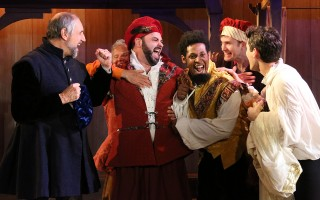 "A scene from Cape Rep's ""Shakespeare in Love."" BOB TUCKET/FOCALPOINT STUDIO PHOTO  (photo: )"