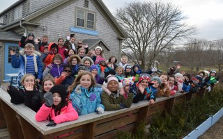Kids in the Monomoy Community Services after-school program. A letter opposing a proposal to subsidize child care for all families in town has created momentum around the issue of sustaining a diverse population in town. TIM WOOD PHOTO  (photo: Tim Wood)