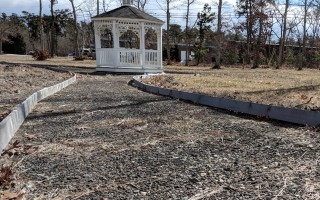 The pet cemetery project was put to rest by town meeting voters Tuesday. WILLIAM F. GALVIN PHOTO (photo: Alan Pollock)