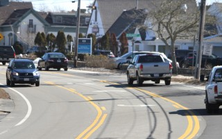 A snafu with gas lines will push back completion of the West Chatham Roadway Project to spring 2021. ALAN POLLOCK PHOTO  (photo: Alan Pollock)
